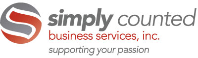 Simply Counted logo